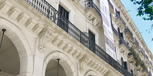Avinguda Picasso - Barcelona